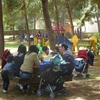 Area pic-nic all´ingresso di Prigionette